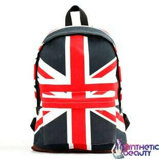 Рюкзак с британским флагом