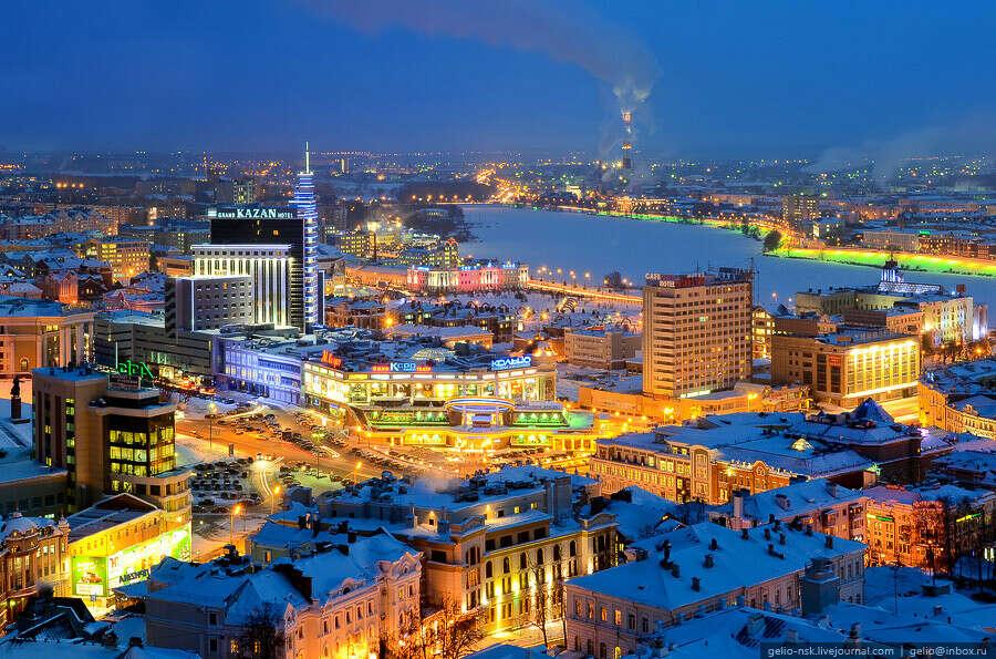 Квартира в Казани.