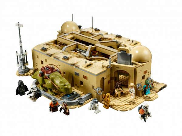 Конструктор Star Wars Кантина Мос-Эйсли LEGO 75290