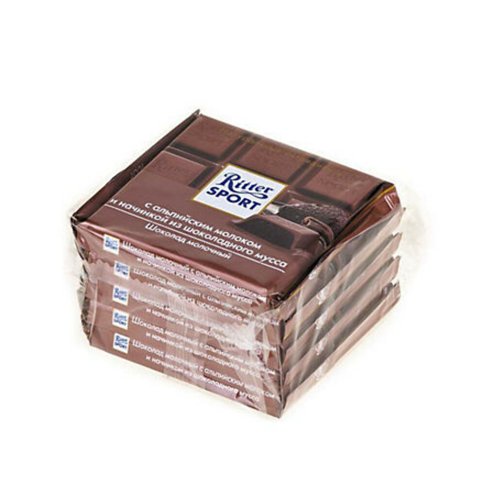Ritter Sport шоколадный мусс