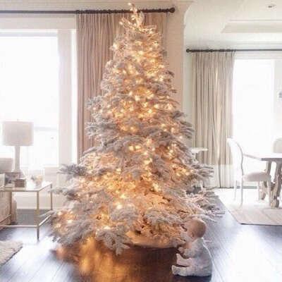 Красивую новогоднюю елку