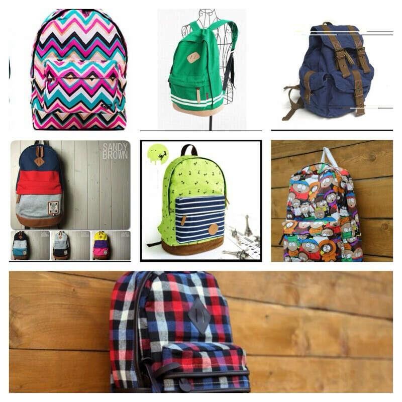 Хочу новый рюкзак