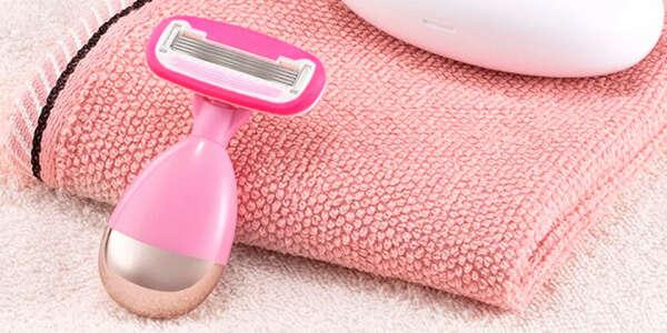 Женская бритва Xiaomi Mijia Youpin ZhiBai lady DL2, розовый