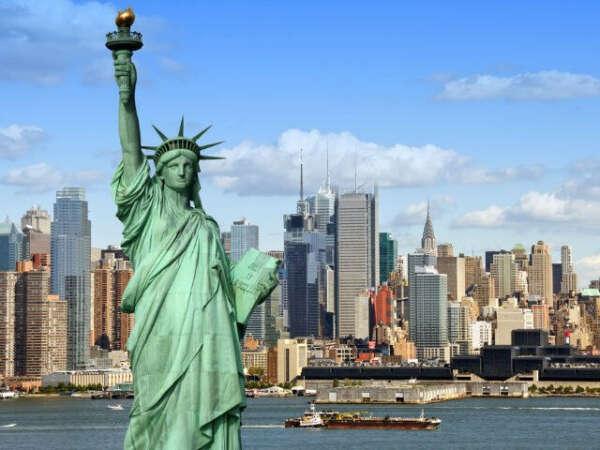 Поехать в США, Нью-Йорк.