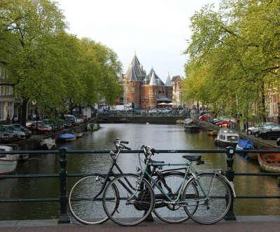 Покататься на велосипеде с близким или родным человеком