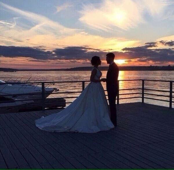 выйти замуж за любимого и любещего мужчину