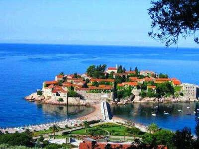 Поездка  в Черногорию