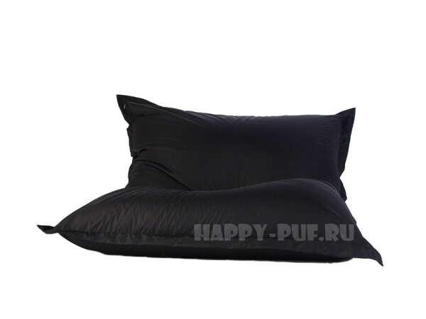 Подушка «Relax» чёрная