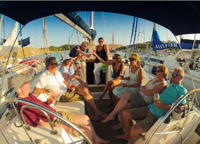 Sailing Holidays and Vacations for Singles