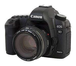 canon mark 5d II