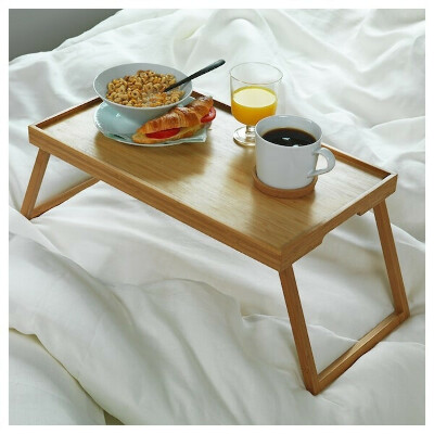 РЕСГОДС Поднос на ножках - бамбук - IKEA