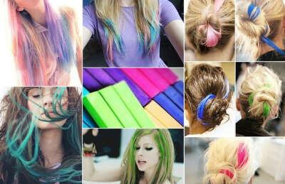 Хочу мелки для волос