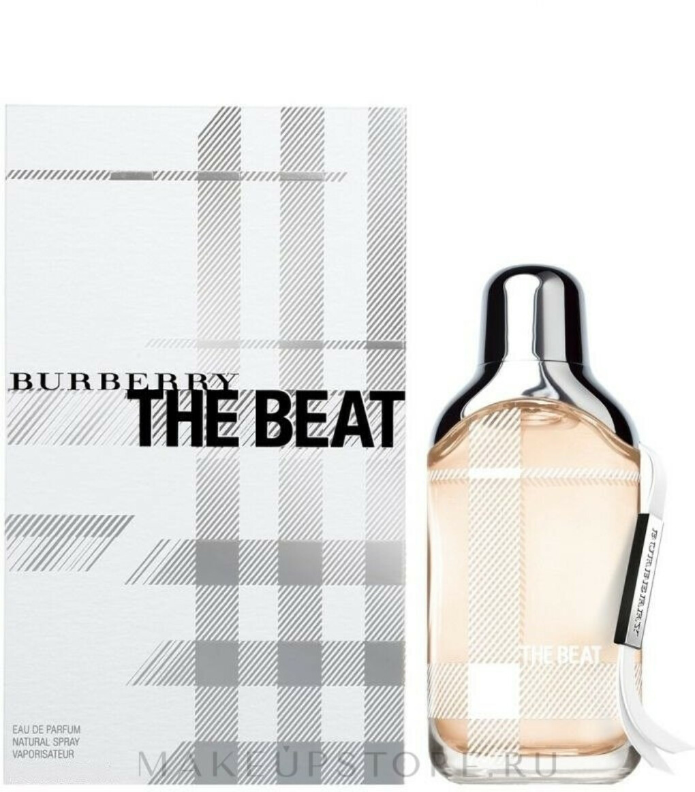 Burberry The Beat - Парфюмированная вода