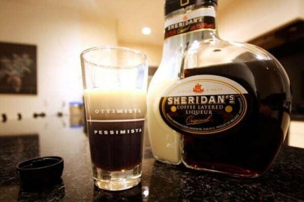 Ликер Sheridan's
