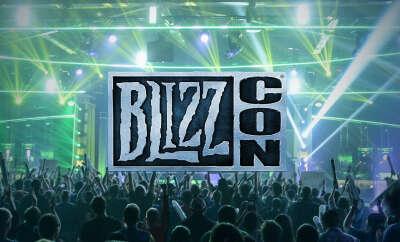 Виртуальный билет на  BlizzCon