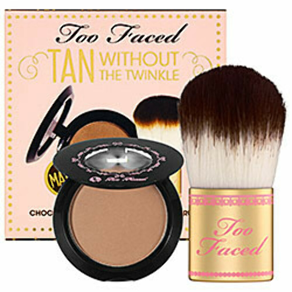 Sephora: Too Faced : Tan Without The Twinkle : bronzer-makeup
