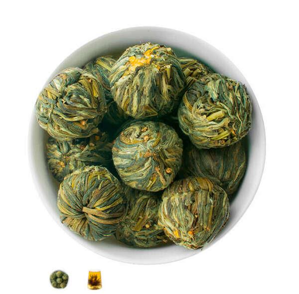 Классический чай: зеленый, белый, улун
