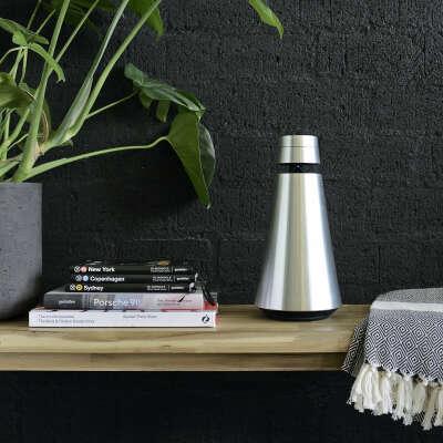 Beosound 1 Natural - Multiroom Speakers | B&O