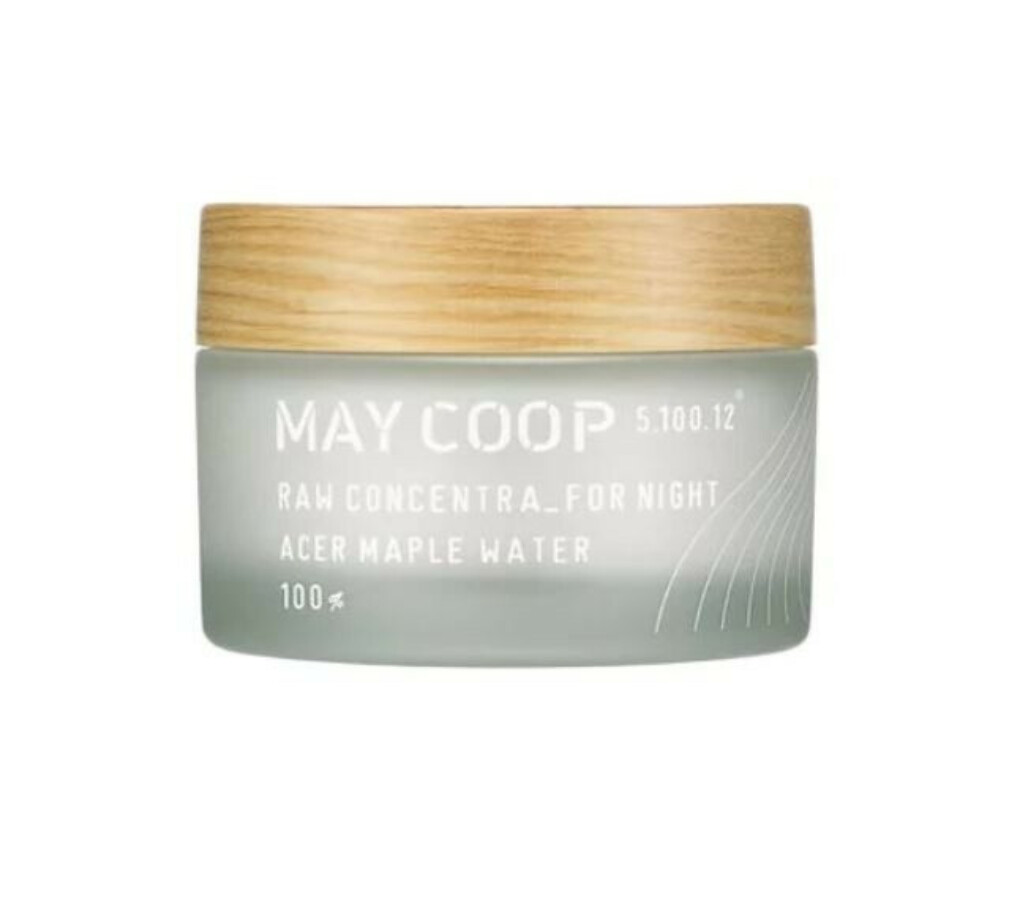 May Coop - Raw Concentra For Night