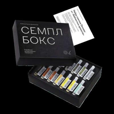 Библиотека ароматов + Demeter