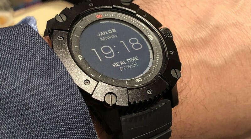 Matrix power watch
