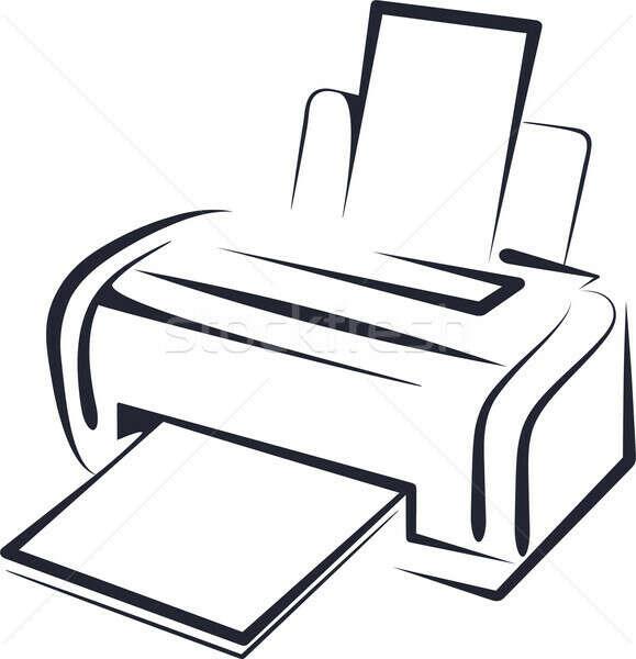 Цветной принтер для бумаги и фото