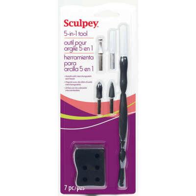Sculpey 5-in-1 Tool Kit