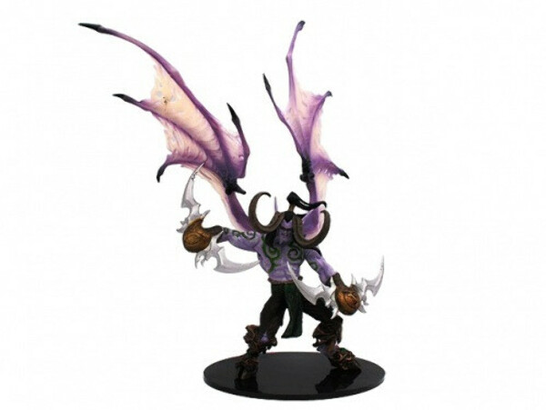 Фигурка World of Warcraft Series 1 - Illidan Stormrage Deluxe /DC Unlimited