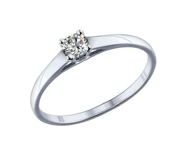 SOKOLOV engagement ring