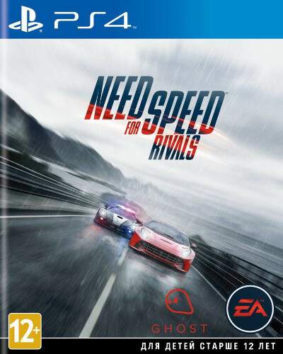 Need for Speed Rivals 2013 PS4