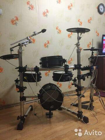 Электронная барабанная установка XM ZP 5SR