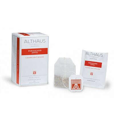 Яблочный чай Althaus