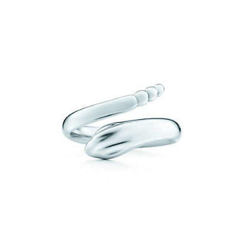 Tiffany Elsa peretti snake ring