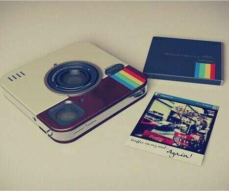 Камера Instagram Socialmatic
