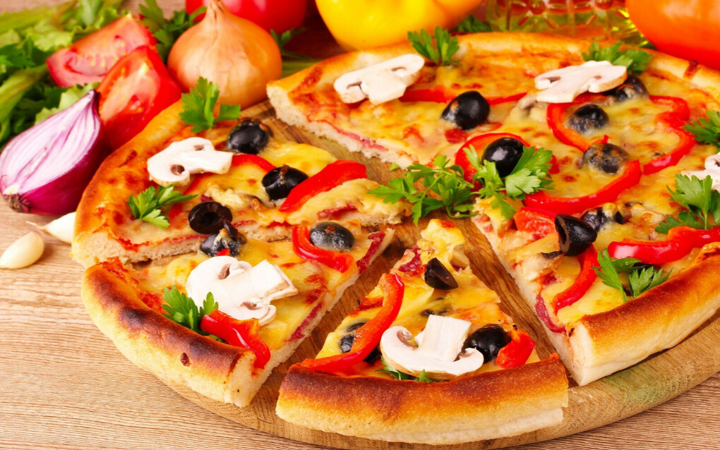 Хочу пиццу