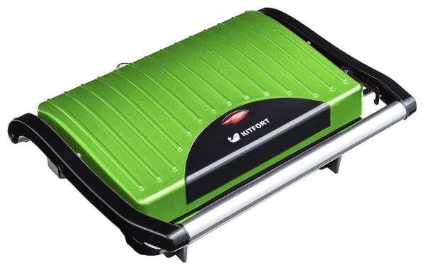 зеленый тостер, а еще лучше сэндвичницу