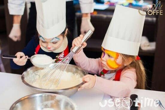 Кулинарный мастер-класс в Казани для детей