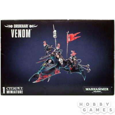 Drukhari Venom