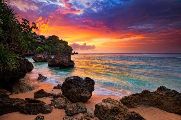 Поездка на остров желаний Бали