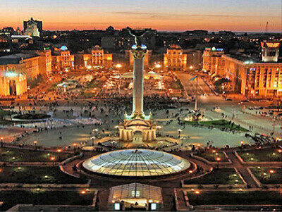 Хочу в Киев