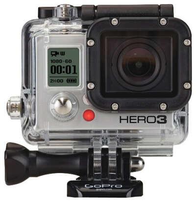 GoPro HD HERO3 Black Edition или GoPro Hero4 Silver