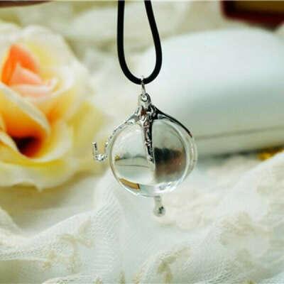911,66 руб.  -27%   W.i.t.c.h. WILL COSTUME Ожерелье Подвеска цепь сердце кандракара Косплей