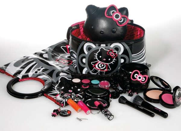 косметику M.A.C с Hello Kitty