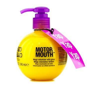 Bed Head Motor Mouth Средство для Мега Объема с Блеском