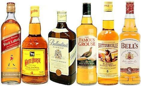 Виски в коллекцию (которой нет)