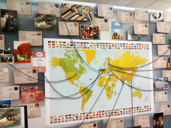 Получить открытки со всех стран