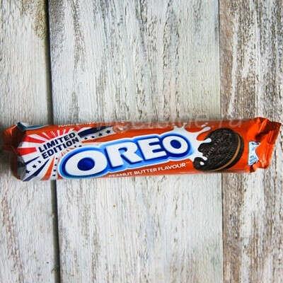 Oreo peanut butter - Печенье орео с арахисовой пастой