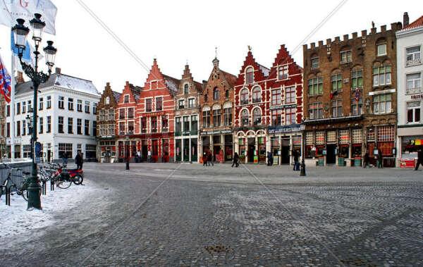 В Бельгию (Брюссель, Брюгге)