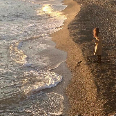 Гулять по Берегу Моря