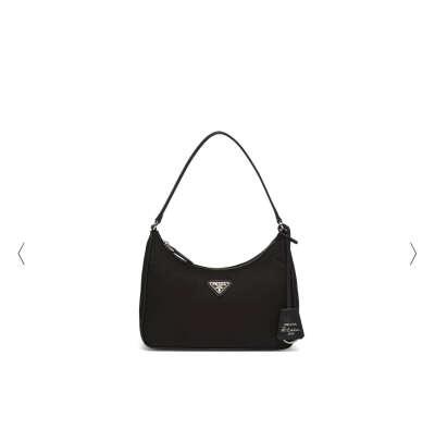 Prada Re-Edition 2005 nylon and Saffiano leather mini-bag